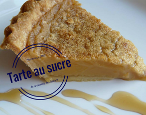 tarte sucre Gallant